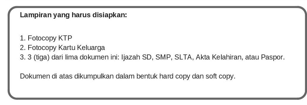 Formulir Atlet Untuk Porda Jabar 2018 Koni Kota Bekasi